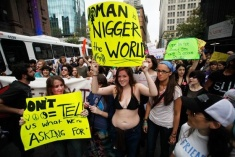 If White women are the N****rs of the world, what are Black women?